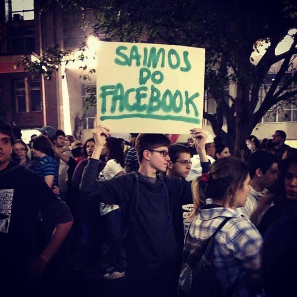 Midias Sociais e as manifestações populares