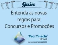 Guia Novas regras concursos e promoções