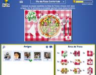 Monta e Ganha - Dia da Pizza CenterVale