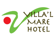Logo Hotel Villa Mare Maresias Marketing Digital Turismo do Futuro Tec Triade Brasil