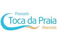 Logo Toca da Praia Pousada Maresias tec Triade Brasil Turismo do futuro