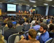 Fabiano Porto, Diretor da Tec Triade Brasil, foi o mestre de cerimônias do evento.