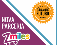 parceria zmiles tec triade brasil turismo futuro app fidelidade