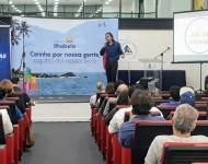 palestra midias sociais para o turismo ilha bela tec triade brasil brasil fabiano porto marketing digital turismo