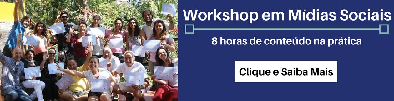 Workshop em Mídias Sociais