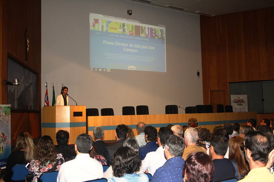 lançamento portal web plano diretor sjc camara municipal - agencia digital tec triade brasil